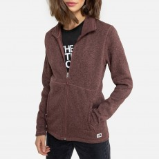 THE NORTH FACE 스웻셔츠 polaire zippe col montant CRESCENT FZ